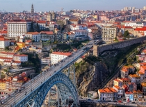 Porto in Portugal this city is so unique