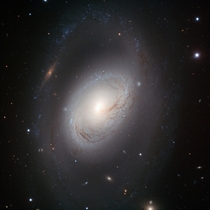 Portrait of an Imperfect but Beautiful Spiral - Messier  aka NGC