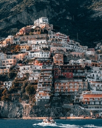 Positano Amalfi Coast Italy Photo Chris Ngu