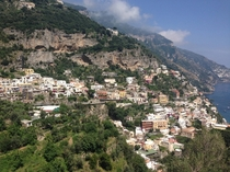 Positano and the Amalfi Coast Italy