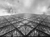 Possibly the best photo Ive ever taken The Louvre Paris by IM Pei