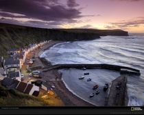 Post about Pennan got taken down by the mods Direct link to the original source for all who are interested More photos in comments Cheers Pennan Scotland
