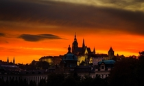 Prague Castle Photo by migratingmonkey