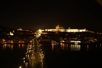 Prague - The golden city