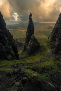 Prehistoric Rock Formations in Scotland  x IG mattfischer_photo