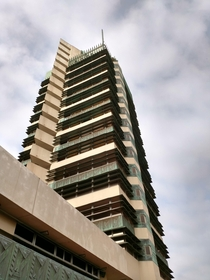 Price Tower designed by Frank Lloyd Wright Bartlesville Oklahoma