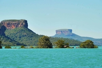 Prince Regent National Park part of the Kimberley Western Australia