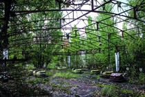 Pripyat Amusement Park Ukraine