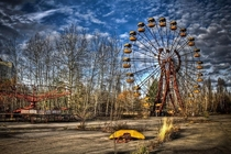Pripyat Ukraine abandoned after they Chernobyl disaster