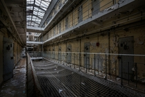 Prison H Abandoned in France  by kiekmal