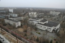 Prypiat Abandoned City Chernobyl Nuclear Exclusion Zone   -xpost from rcuriousplaces