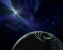 PSR B systems pulsar planets
