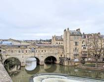 Pulteney Bridge Bath UK