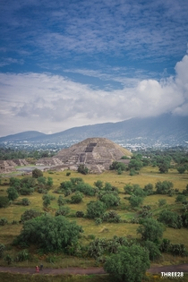 Pyramids of Teotihuacan State of Mexico Mexico