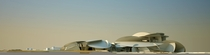 Qatar National Museum Scheduled Completion  in Doha by Jean Nouvel
