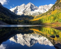 Quarantined You can still dream about your next adventure  Maroon Bells CO