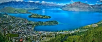 Queenstown is a truly beautiful spot By Wayne Miller  x-post rNZphotos