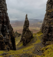 Quiarang Isle of Skye Scotland
