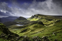 Quiraing Scotland  by Lus Ascenso