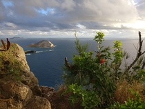 Rabbit Island in the morning East coast of Oahu