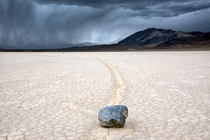 Racetrack Playa at Death Valley National Park