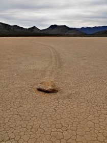 Racetrack Playa Death Valley National Park