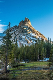 Ragged Peak Yosemite
