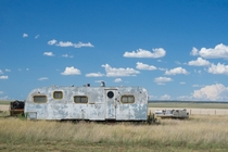 Railroad camper Encino New Mexico Photo credit to John Mark Jennings