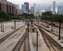 Rails into the Windy City Chicago IL