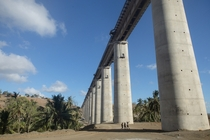 Railway Bridge on Mombasa-Nairobi Line