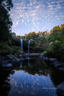 Rainbow falls Kerikeri New Zealand So many damn mosquitoes x