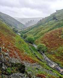 Rainy Exploration of the Ceiriog Valley North Wales OC