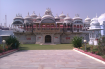 Ramdwara India - A Rajasthani style temple built in the early th century