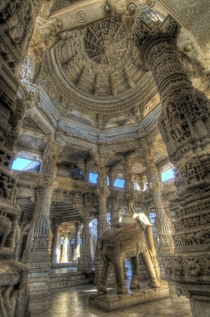 Ranakpur Temple Rajasthan India