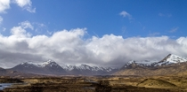 Rannoch Moor - The Scottish Highlands