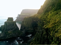 Rathlin Island - The most Northern part of Northern Ireland  One of the best  AM hikes Ive had the privilege of experiencing