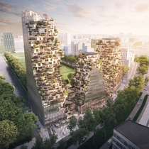 Ravel Plaza Amsterdam - construction starts in