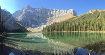 Rawson Lake in Kananaskis Alberta