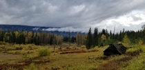Ray Farm in Wells Gray Provincial Park BC