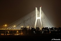 Rdziski Bridge Wrocaw Poland