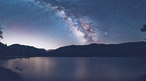 Ready for summer nights under the Milky Way From Grand Lake Colorado