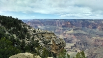 Really pleased with this Taken with my phone at the South Rim of the Grand Canyon last week