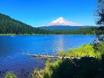 Recent Trip to Trillium Lake