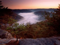 Red River Gorge Kentucky USA