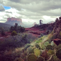 Red Rock Sedona Arizona
