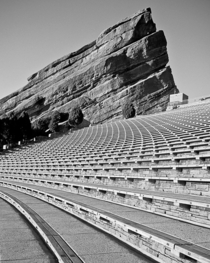 Red Rocks Amphitheater - Morrison CO - Designed by Burnham Hoyt  OC