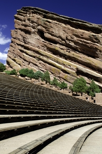 Red Rocks Amphitheater  OC