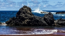 Red Sand Beach Maui Hawaii