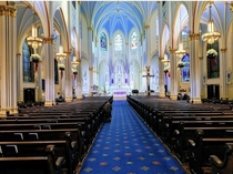 redemptorist catholic church in downtown kansas city missouri