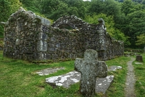 Reefert Church Glendalough Ireland
